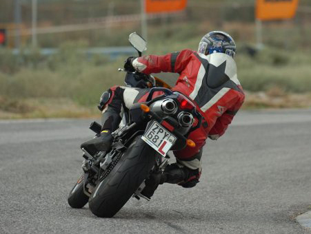 μοτοσικλετα Α